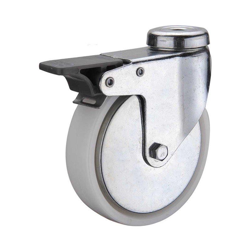 casters with brakes home depot