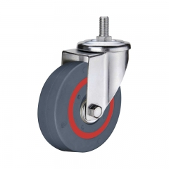 Rigid Threaded Stem Casters