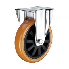 Heavy Duty Fixed Caster Wheels