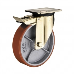 Lockable Casters Heavy Duty