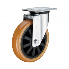 200mm Industrial Heavy Duty Casters