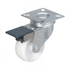 4 Inch Swivel Casters With Brake