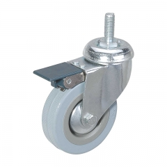 Double Locking Caster Wheels