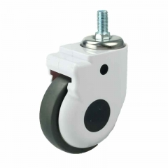 Healthcare Bed Casters Threaded Stem