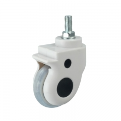 Wheel Casters Threaded Stem