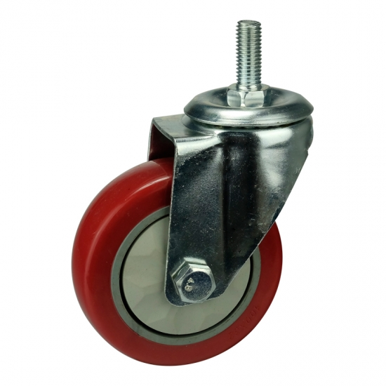 3 Inch Swivel Casters With Brake