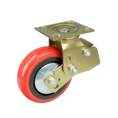 Shock Absorbing Casters UK