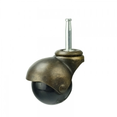 2 inch Rubber Ball Casters