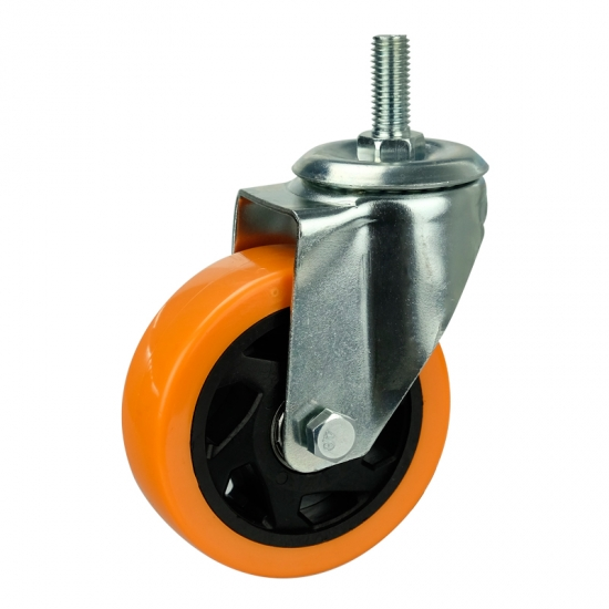 120kg Plastic Wheels Replacement Casters For Carts China