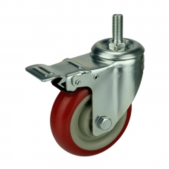 5 Inch Stem Caster Wheels