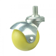 Round Caster Wheels Manufacturer