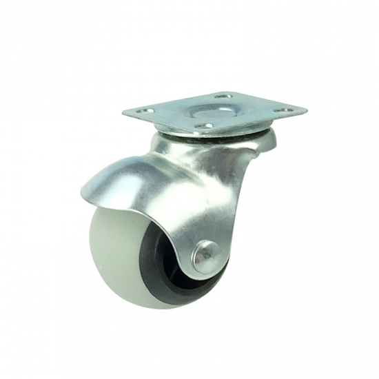 Hooded Ball Shaped Wheel Casters
