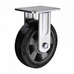 Rubber Caster Wheels