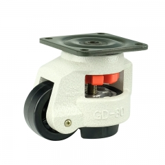Foot Operated Leveling Casters