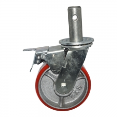 Polyurethane Scaffold Caster Wheels