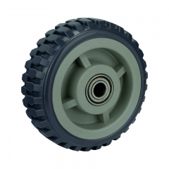 Plastic Core Pu wheel 125mm