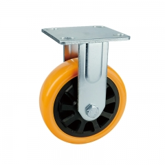 Rigid PU Caster Wheel