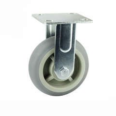 TPR Rigid Caster Wheel