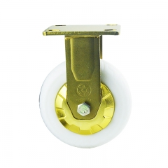 Rigid Co-polypropylene Caster Wheel