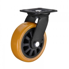 PU Industrial Swivel Caster Wheel