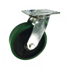 Polyurethane Swivel Caster Wheel