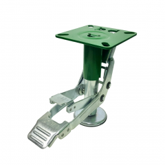 Lift Up Casters For Shock Absorber Casters