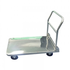 Stainless Steel Foldable Trolley