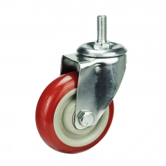 threaded stem swivel caster wheels
